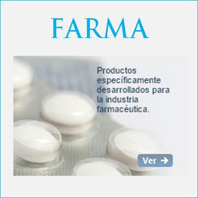 empaques industria farmaceutica